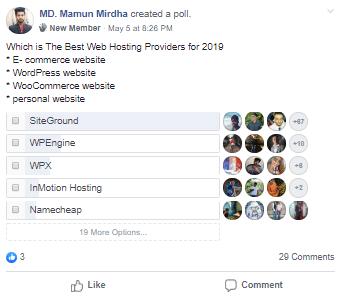 2019 Hosting Poll 1